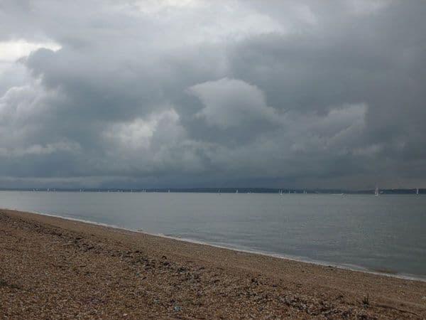 Southampton Water from Warsash