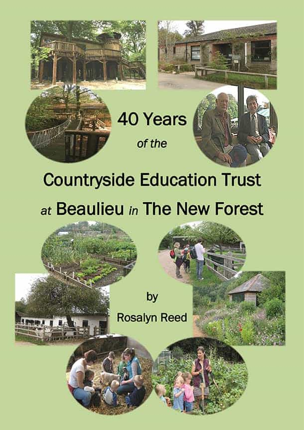 40 Years of the Countryside Education Trust' by Rosalyn Reed