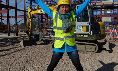 Recognition for women in the construction industry at Hampshire County Council