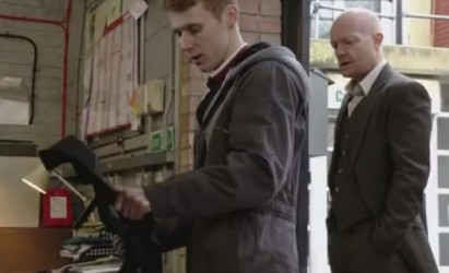 EastEnders' Jay Clocks Phil Mitchell's Stolen Car Scam
