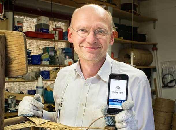 Hans Jørgen Wiberg inventor, Credits Thelle Kristensen