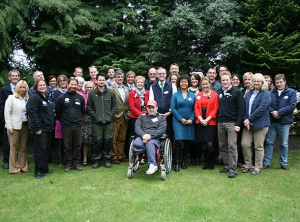 New Forest and health organisations discuss how nature could help local people