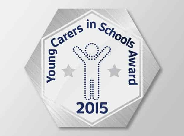 Silver Young Carers in Schools Award