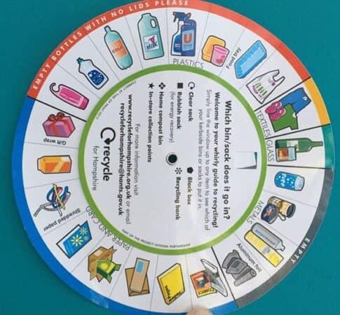recycle wheel
