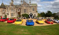 Book Early For Supercar Showdown At Special Prices