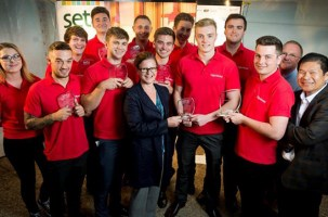 ExxonMobil apprentices recognised at awards ceremony