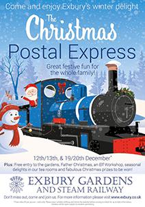 Postal_Express_Exbury