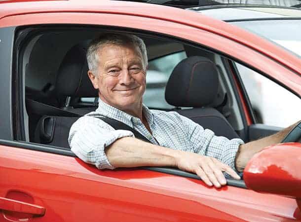 driver 60+