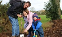Help plant a woodland to celebrate a loved one