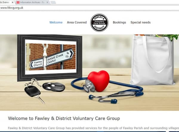Fawley and District Voluntary Care Group