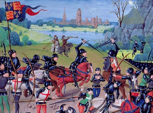 Battle of Agincourt - Hundred Years War