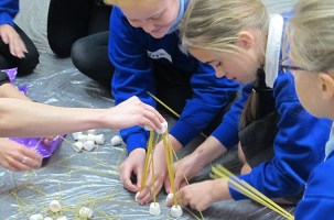 Pupils take part in pilot STEM event at ExxonMobil Fawley