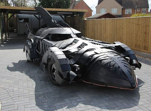 Batmobile at Beaulieu