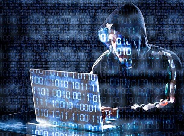ransomware - hacker