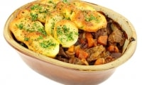 Lancashire hot pot, kedgeree and liver and bacon – are among a list of British meals which could soon be consigned to the history books