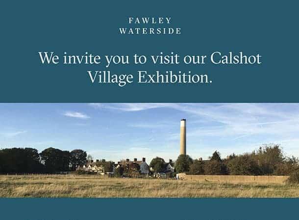 Calshot Village Exhibition