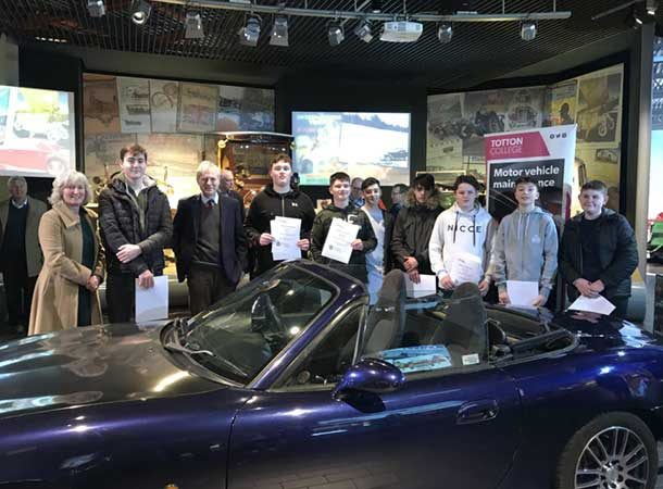 Mechanix Project gives youngsters drive