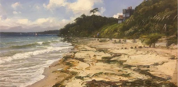 Marine Paintings of the New Forest Exhibition – New Forest Heritage Centre