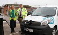 New Forest District Council plugging into a greener future