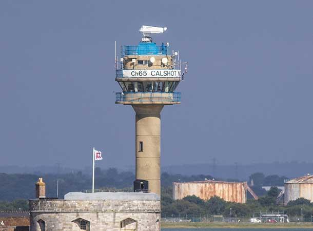 HM Coastguard statement after light aircraft ditches off Calshot Spit
