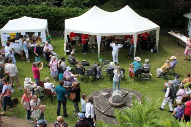 Charity's virtual fete is a New Forest first