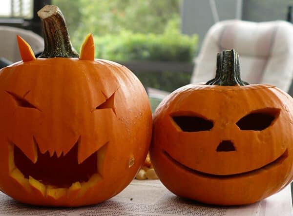 keep safe - covid-19 - pumpkins