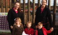 ExxonMobil Fawley donation brings 'peace of mind' to children's nursery staff